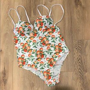 Super cute bathing suit!